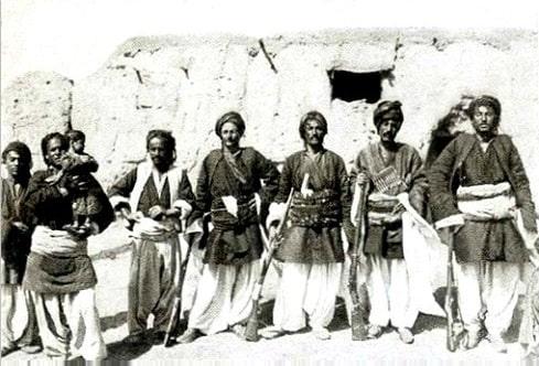 Türkiye'deki Kürt Aşiretleri 4