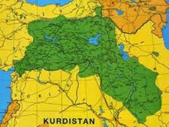 Geografía de Kurdistán