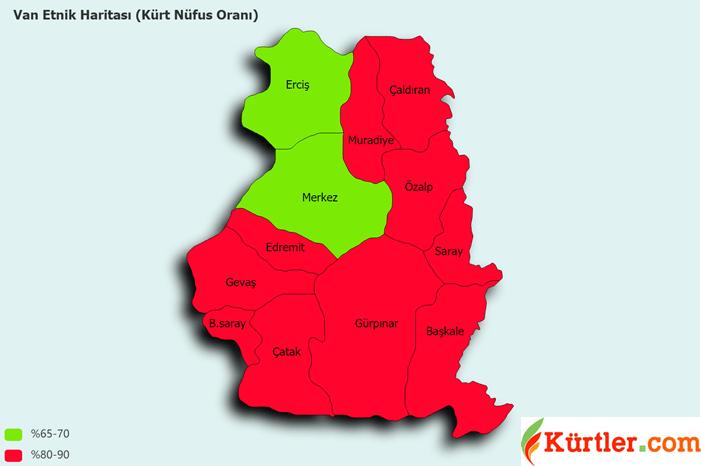 van etnic maps