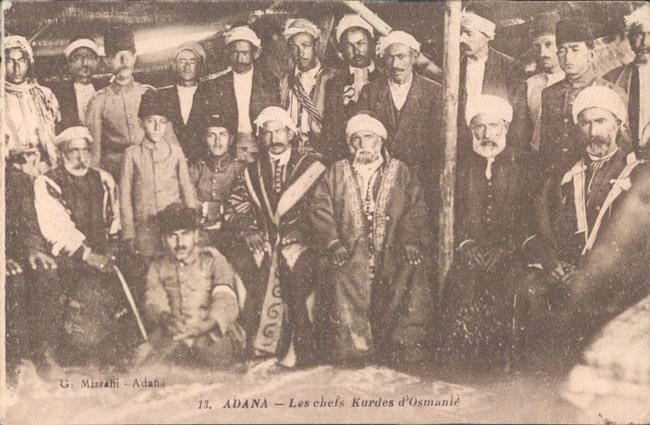 osmaniye kurds people