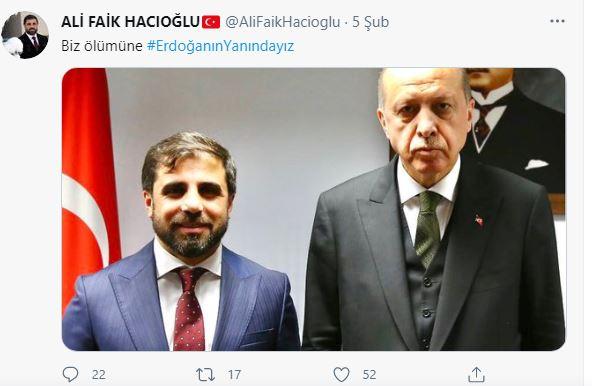 Ali Faik Hacıoğlu akp