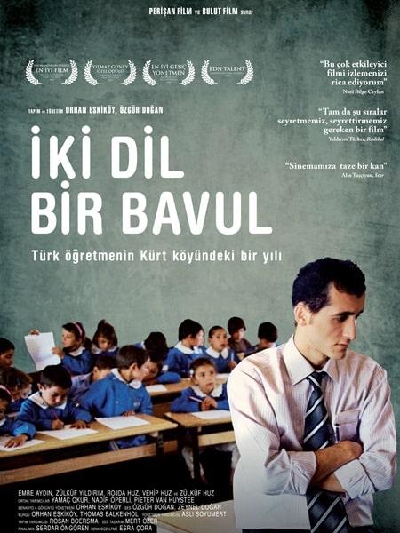 iki dil bir bavul filmi Kürtçe
