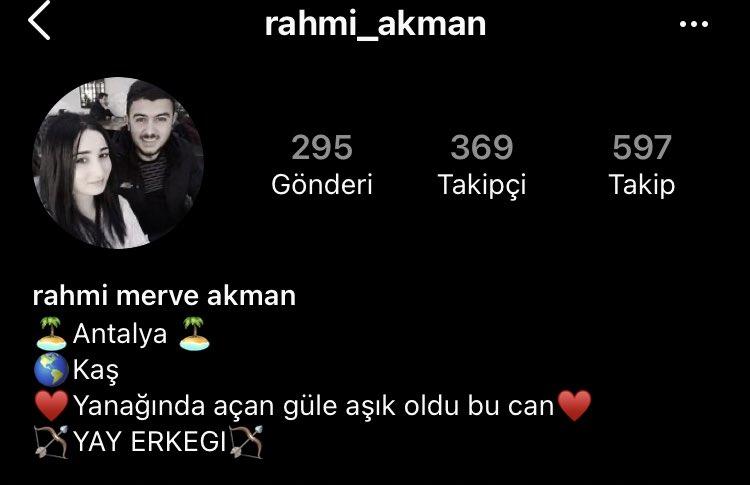 rahmi akman instagram