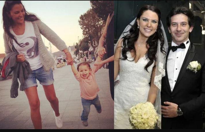 ece üner evlendi